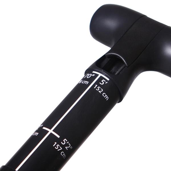 Werner Leverlock adjustable handle